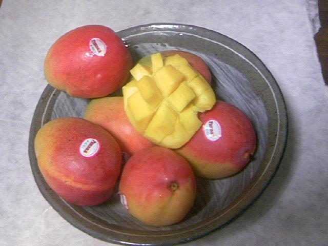 アップルマンゴー