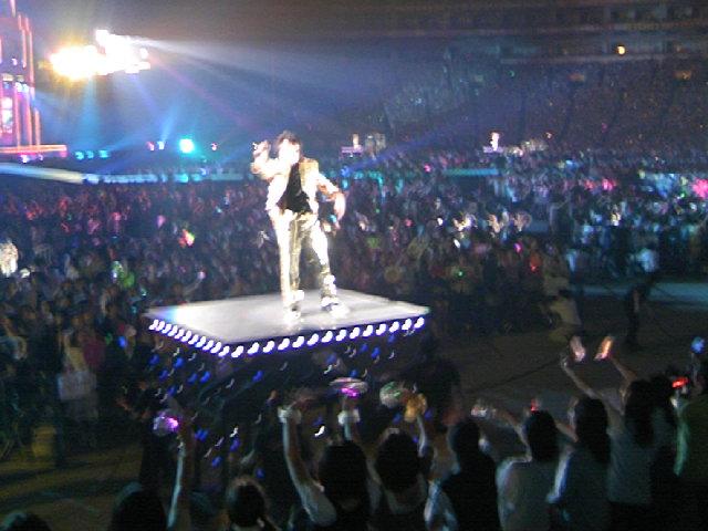 コンサート終わったよー!