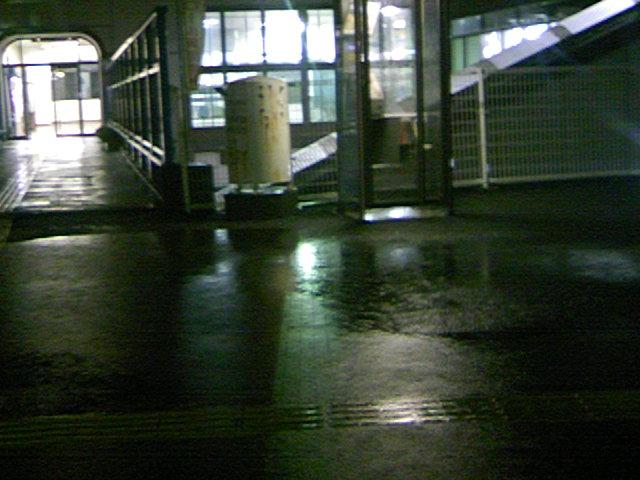 大雨その2