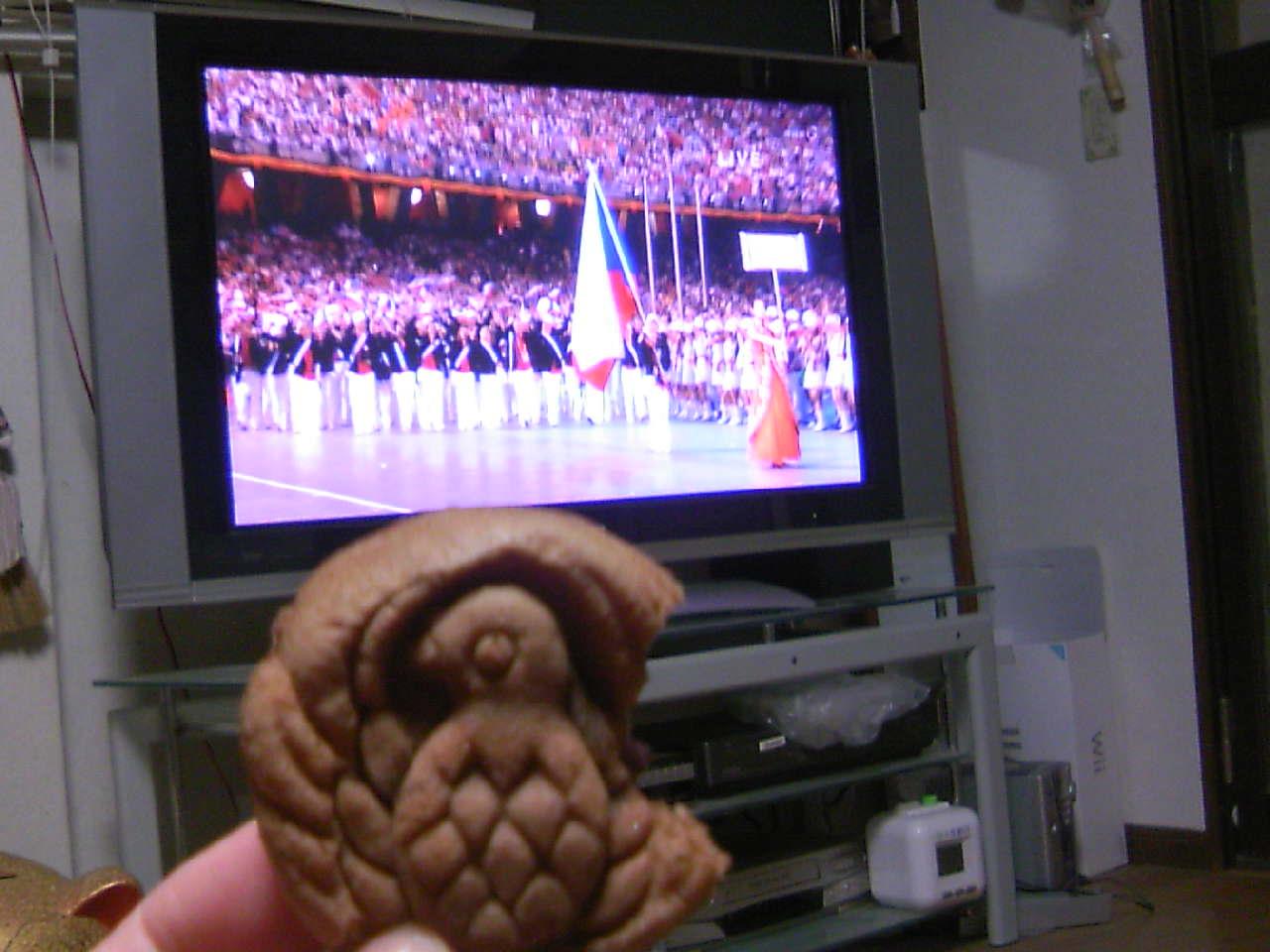オリンピック!