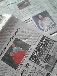 外国新聞。