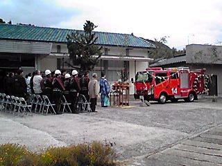 福津市消防団
