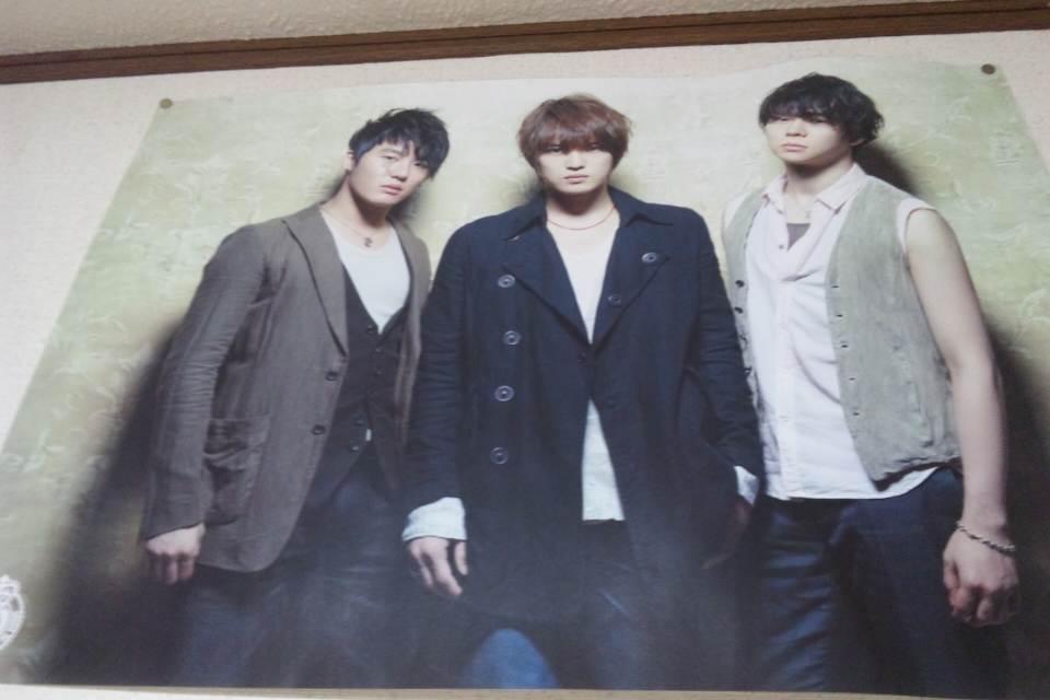 JYJ コンサート。