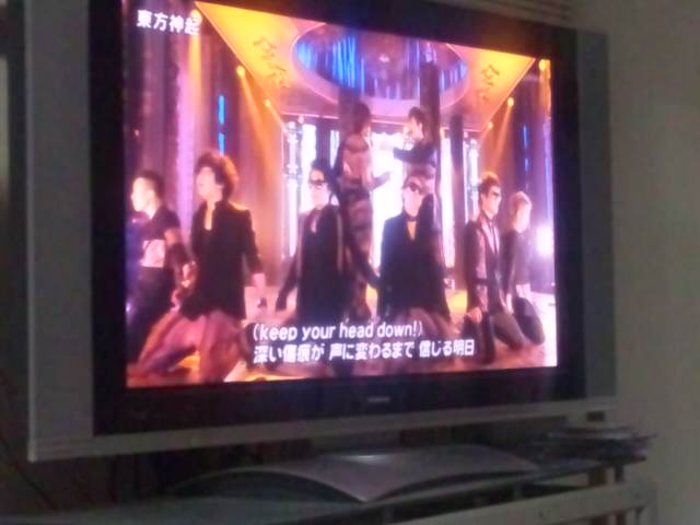 FNS 歌謡祭。