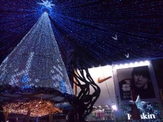 釜山の夜。