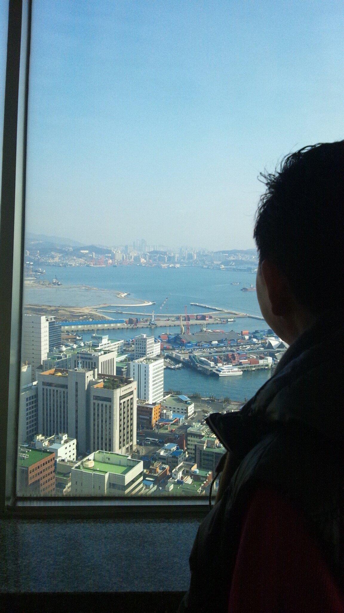 釜山の旅。