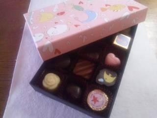 チョコの2月…。