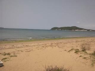宮地海岸。