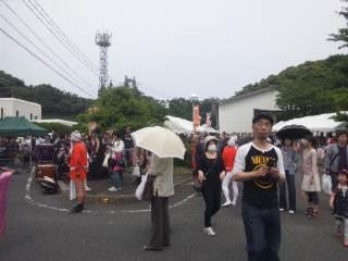 古賀市の食の祭典。