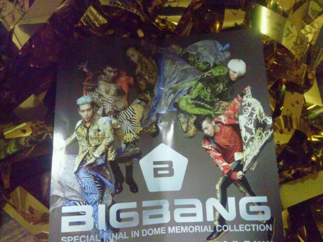BIG BANG コンサート。
